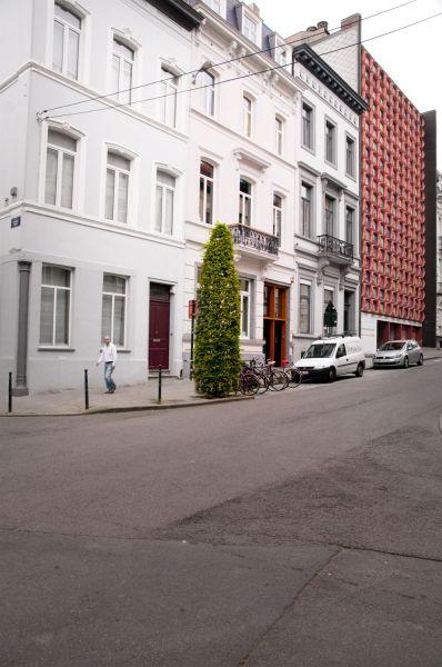 Oud herenhuis wordt modern kantoorgebouw for Modern herenhuis